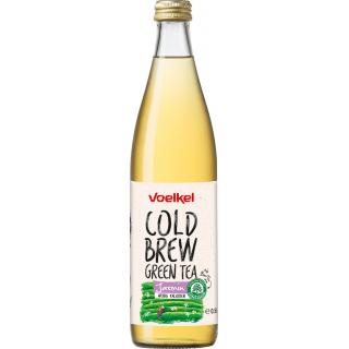 Cold Brew Green Tea Jasmin