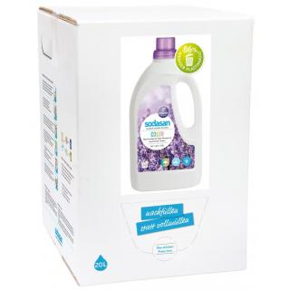 V-Color Waschmittel Lavendel 20L Bag in Box