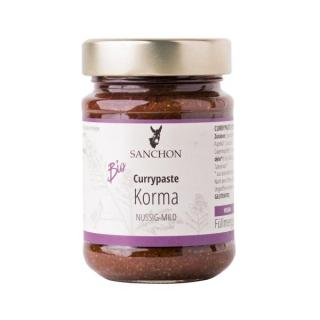 Currypaste Korma, Sanchon