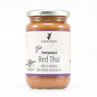 Currysauce Red Thai, Sanchon