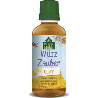 Kl. Mühle WÜRZZAUBER Curry